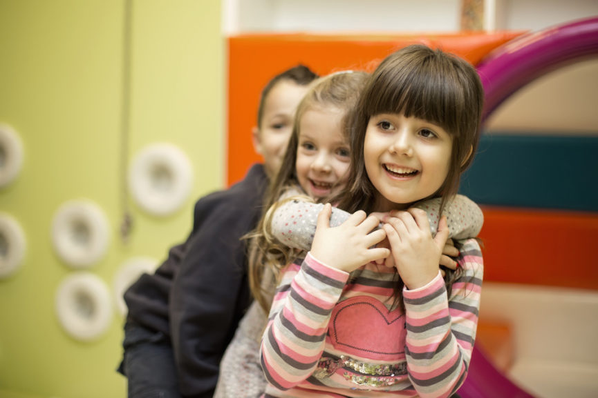 Helping Your Child Adjust to Preschool or Daycare